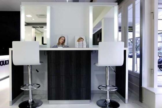 YOUD centro de belleza conceptual Interiores