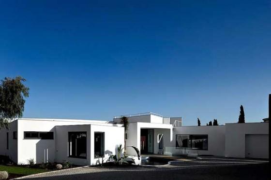 Casa Colunata por Mario Martins Decoración
