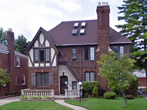 Casa en venta en detroit