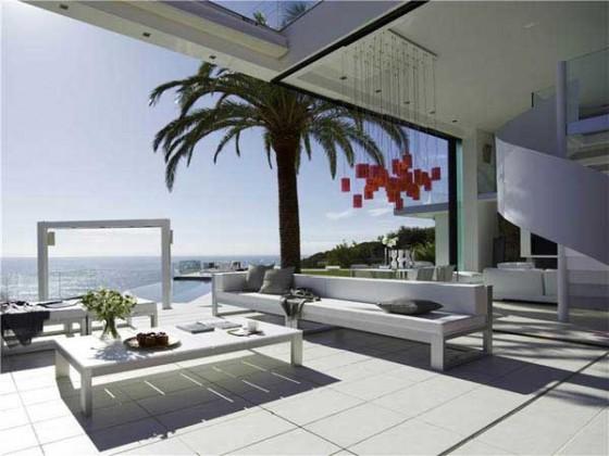 Impresionante casa en la costa brava exteriores