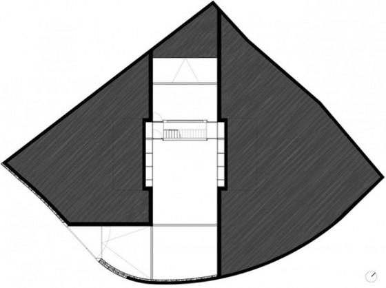 Plano interior Pocafarina, casa en Girona, España