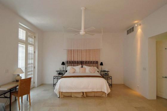 Villa sofisticada en Anguilla con vistas al Caribe Dormitorios