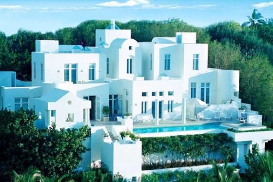 Villa sofisticada en Anguilla con vistas al Caribe Exteriores
