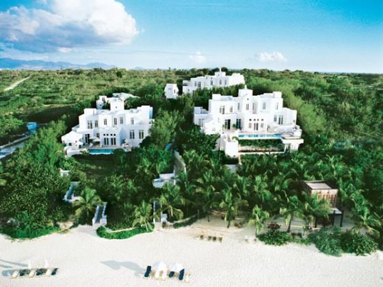Villa sofisticada en Anguilla con vistas al Caribe Vistas