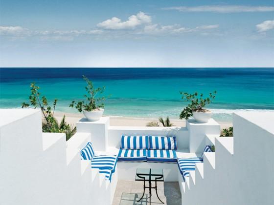 Villa sofisticada en Anguilla con vistas al Caribe Vistas al mar