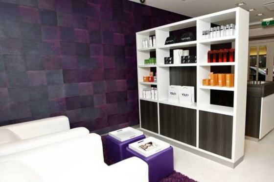 YOUD centro de belleza conceptual Mobiliario